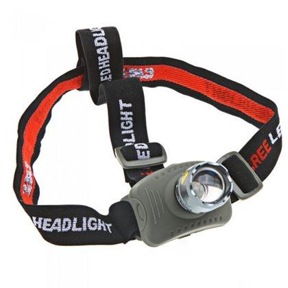 Imagens de Lanterna Frontal Raceland LED CREE Q5